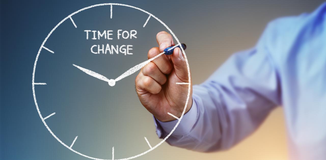 Introduzione dei 5 principi del cambiamento