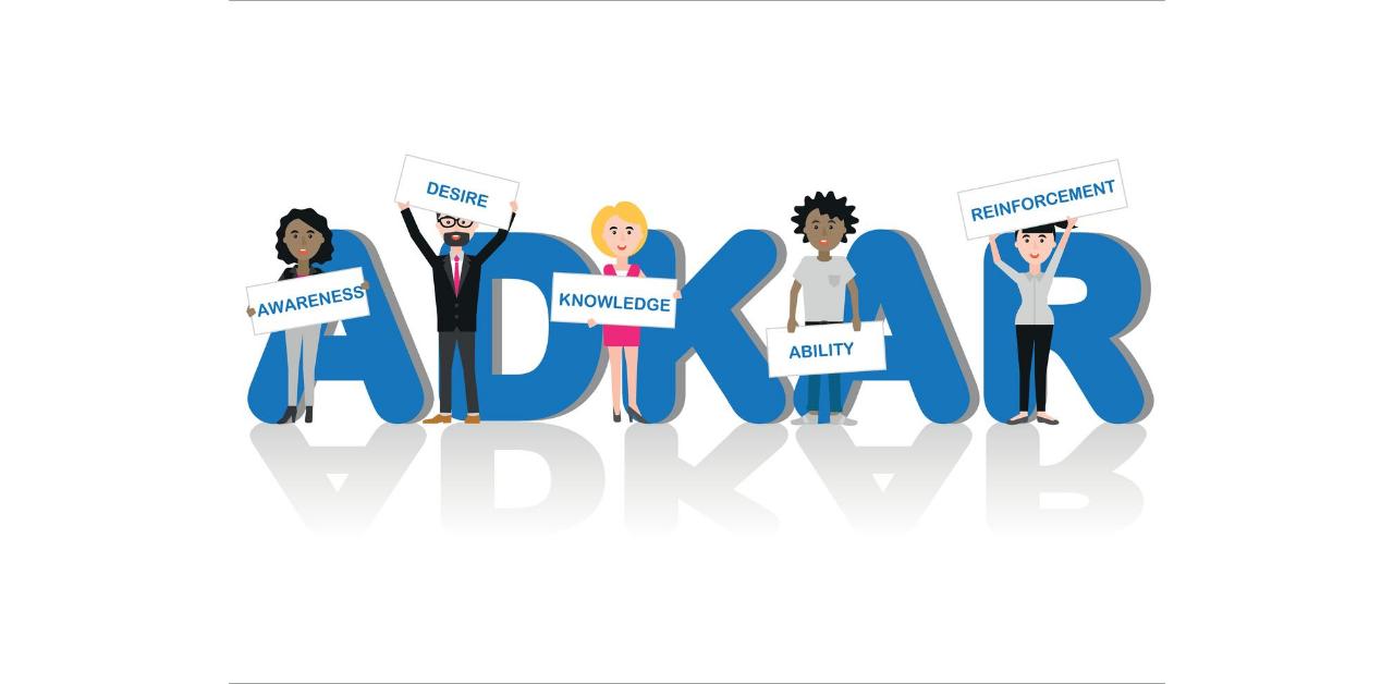 Utilizzo del modello Prosci ADKAR per migliorare le competenze del tuo sponsor